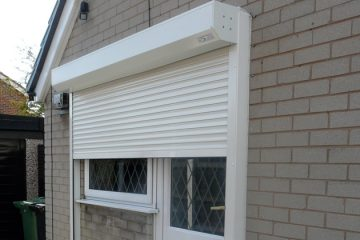 Domestic Roller Shutters