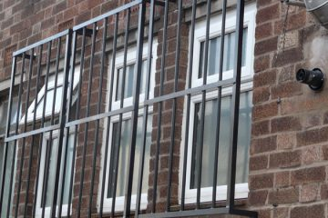 Fixed window grilles